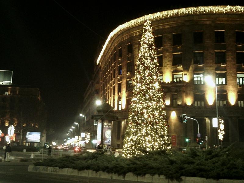31.12. – Beogradska zima 2020: Koncerti kod Doma narodne skupštine
