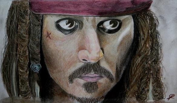 Johnny Depp pokazao sliku na kojoj je radio 14.godina